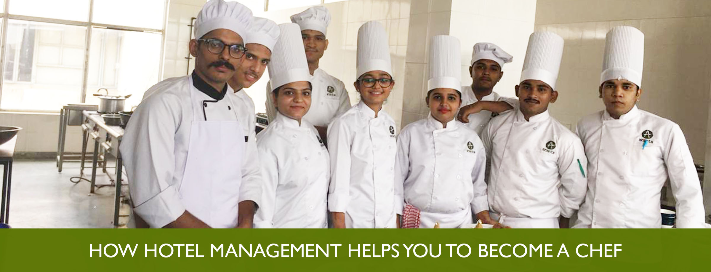 HOW HOTEL MANAGEMENT HELPS YOU TO BECOME A CHEF