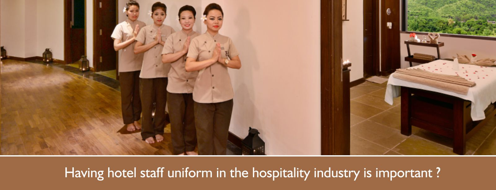 10 Important Reasons for Having Hotel staff Uniforms in the hospitality industry