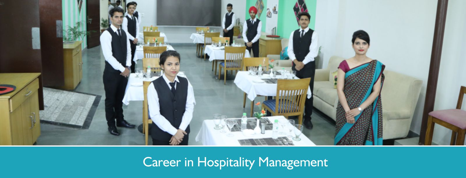 Career in Hospitality Management